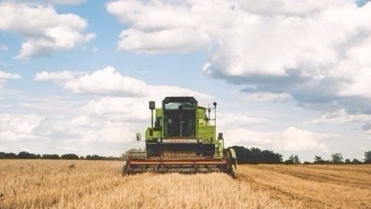 Agriculture et big data tracteur gps