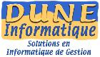 Logo DUNE INFORMATIQUE